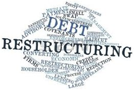 RESTRUCTURING YOUR DEBT