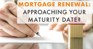 IS YOUR MORTGAGE RENEWING THIS YEAR?